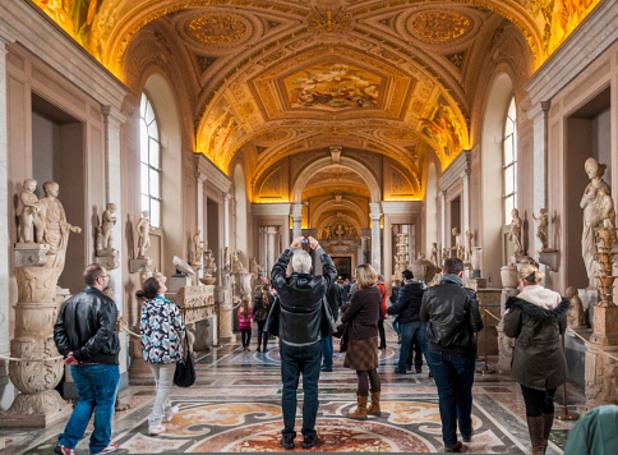 музеите на Ватикана, Ватикана