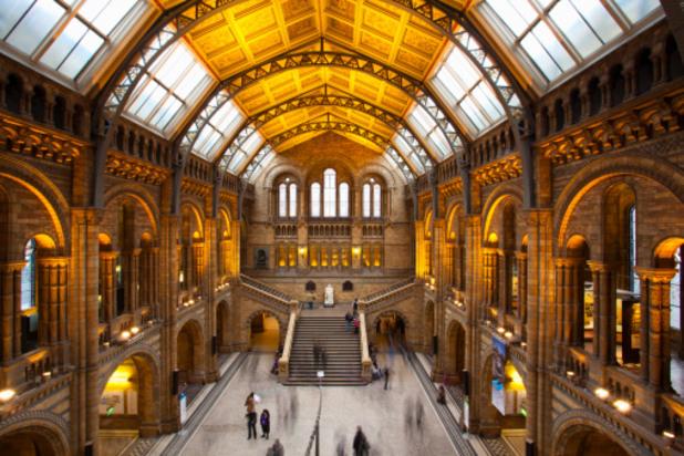 Национален исторически музей Лондон