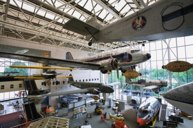 Национален музей на авиациацията и космонавтиката, Вашингтон, окръг Колумбия, САЩ