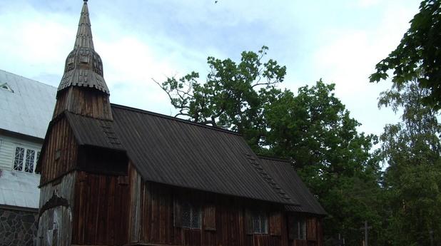 руну, църква, естония