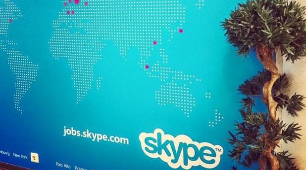 скайп, skype, естония