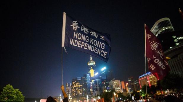 хонконг, независимост, протести