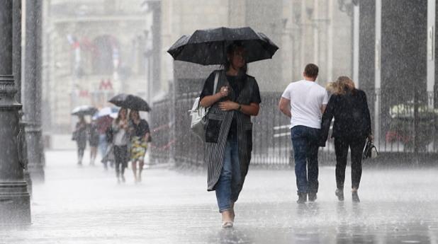 москва, буря, дъжд, потоп