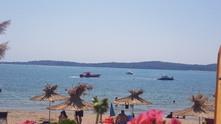 Градина, Черно море