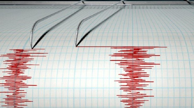 земетресение, сеизмограф