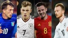 евро 2017 до 21, идеален отбор