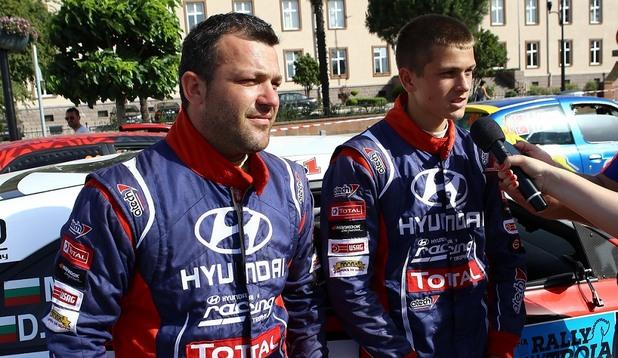 hyundai, hyundai racing trophy, рали троя, Станчовски/Карчев