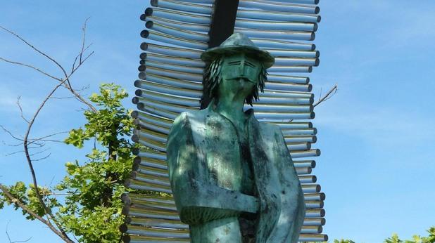 жозеф-самюел фарине, статуя, фалшификатор, швейцария