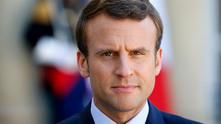 макрон, еманюел макрон, франция, президент