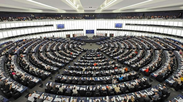 европейски парламент, заседание, евродепутати