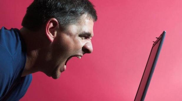 хейтър, трол, интернет