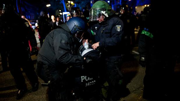 г-20, хамбург, протестиращи, агресия