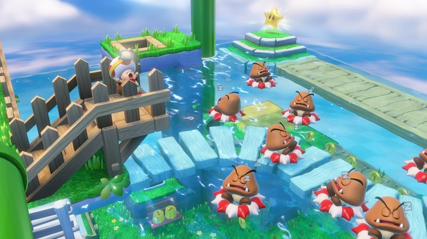 Captain Toad: Tresure Tracker
