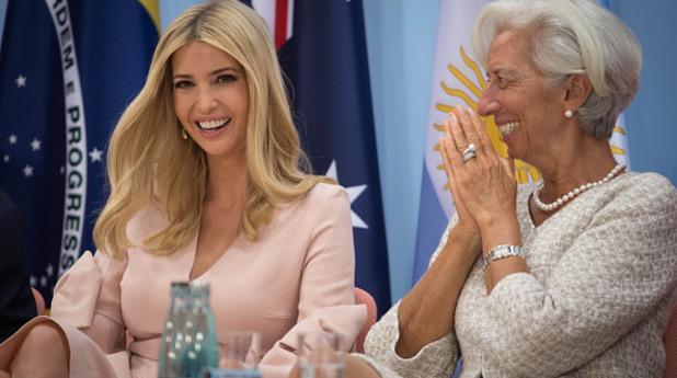 иванка тръмп, тереза мей, г20, г-20