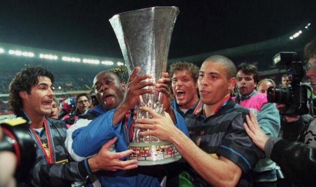 Интер - Лацио 3:0, 1998