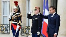 макрон, еманюел макрон, франция, президент, президент на франция