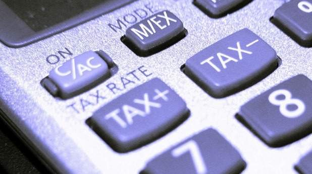 данъци, изчисляване