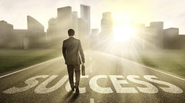 път към успеха, мотивация, успех