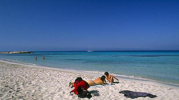 Нудитски плаж