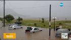 Наводнения в Халкидики и Северна Гърция
