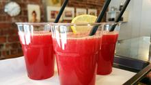 Сорбе - лимонада с диня