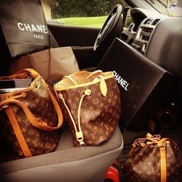 луй вюитон, чанта, скъпа чанта, луксозна чанта