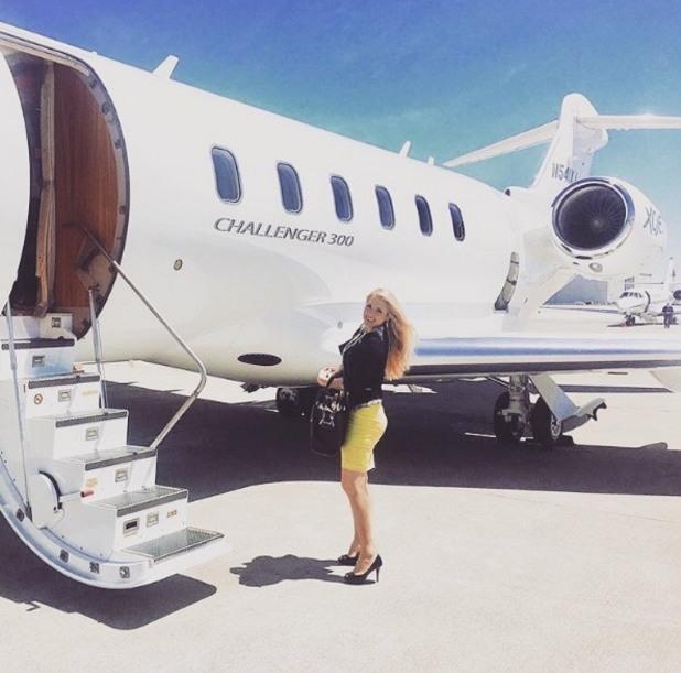 самолет, частен самолет