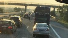 катастрофа, инцидент, магистрала тракия