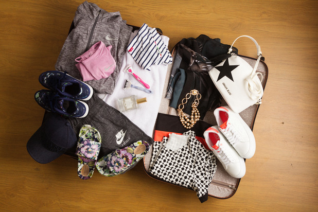 Лято в куфар за нея