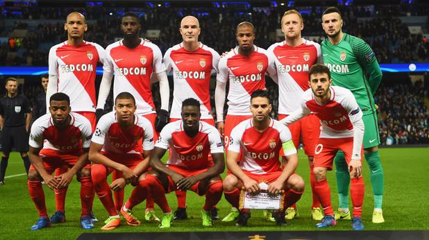Монако в първия мач срещу Манчестър Сити