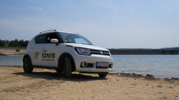 test drive ignis