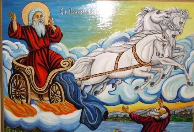 свети илия, християнство, светец