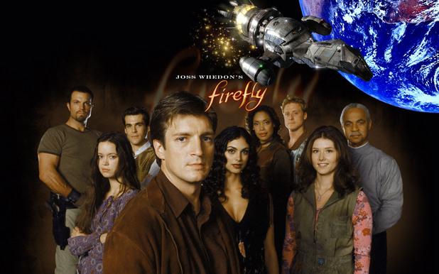 сериали приключили рано Firefly
