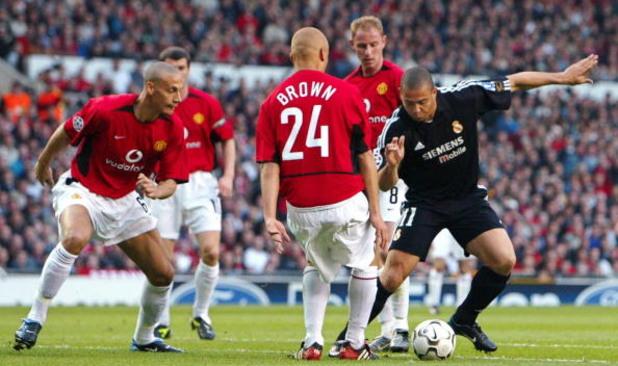 Юнайтед - Реал 4:3, 2003 г.