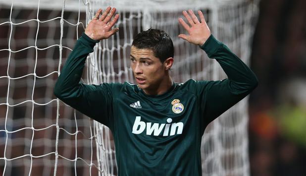 Юнайтед - Реал 1:2, 2013