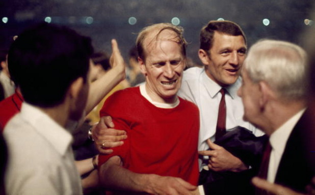 Реал - Юнайтед 3:3, 1968