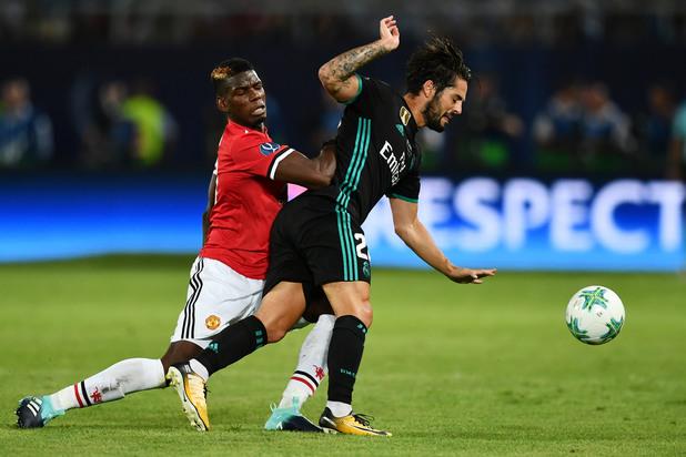 Реал Мадрид - Манчестър Юнайтед 2:1