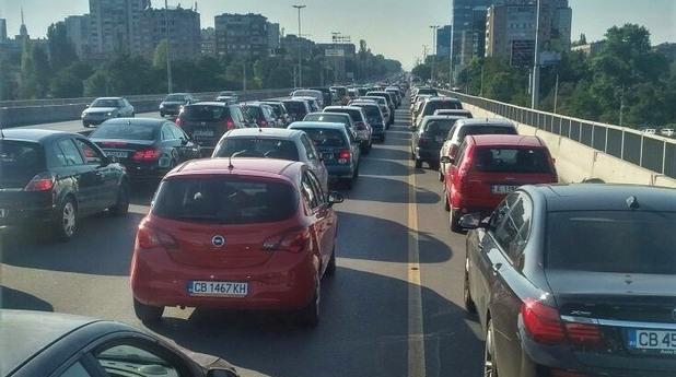катастрофа на цариградско шосе