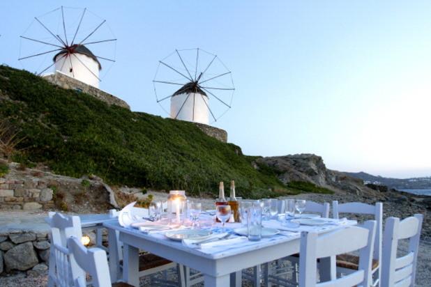 миконос, гърция, гръцки курорт