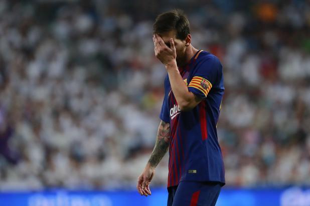 Реал Мадрид - Барселона 2:0