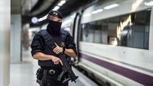 полиция в барселона