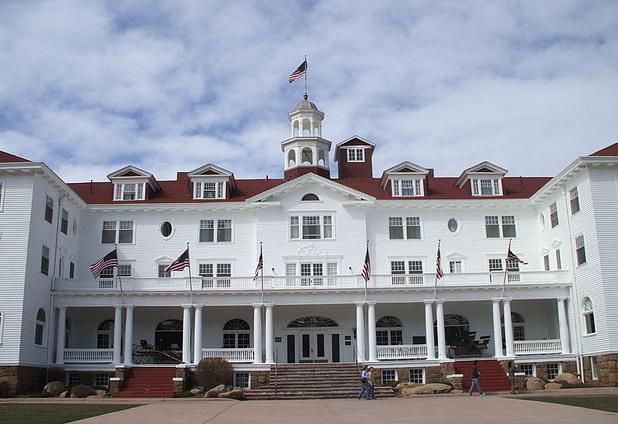 """Хотелът """"Стенли"""" в Колорадо, САЩ"""
