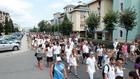 """Протестиращи срещу акция """"Тишина"""" в Слънчев бряг"""