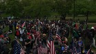 """""""Митингът на свободното слово"""" в Бостън"""