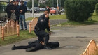 Мъж нападна пешеходци с нож в Сургут, Русия