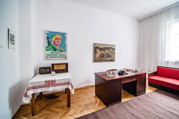 димитровград,ретро апартамент