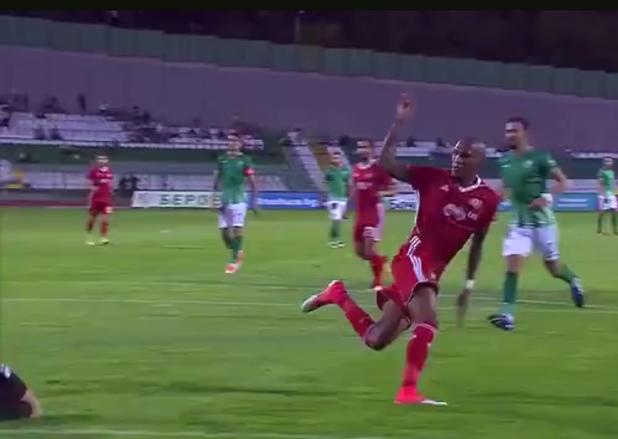 Берое - ЦСКА-София 0:3