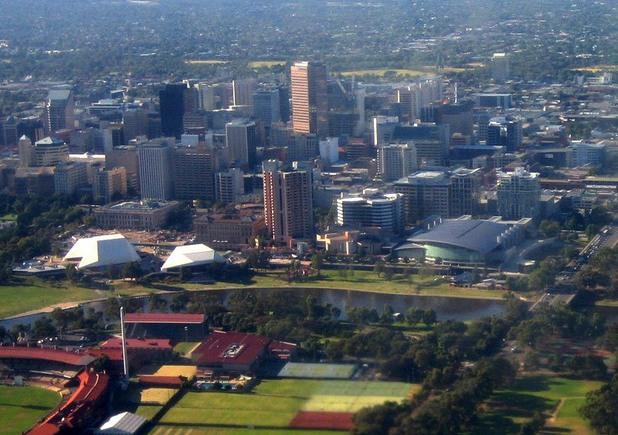Аделейд, Австралия