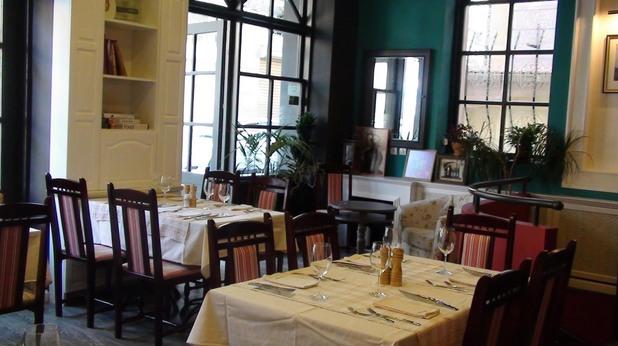 френски ресторант L'etranger