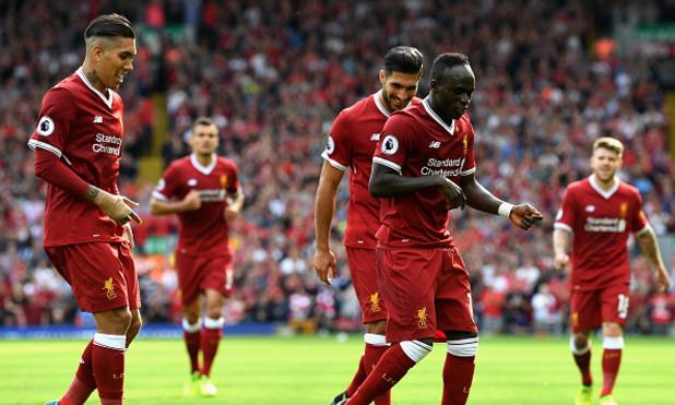 Ливърпул - Арсенал 4:0
